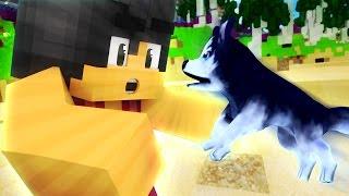 Beach Puppy  | Love ~ Love Paradise MyStreet [S2:Ep.2 Minecraft Roleplay]