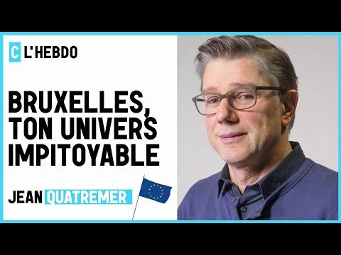 Bruxelles, ton univers impitoyable - C l'hebdo - 01/05/2021 Bruxelles, ton univers impitoyable - C l'hebdo - 01/05/2021