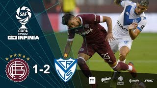 #CopaSuperliga: Resumen De Lanús - Vélez