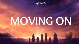 Gambar cover Marshmello - Moving On (Lyrics)
