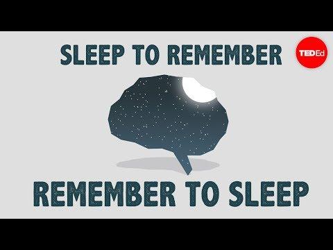Video The benefits of a good night's sleep - Shai Marcu
