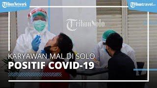 Karyawan Solo Grand Mall Asal Sragen Positif Covid-19, Kini Karantina di Asrama Haji Donohudan