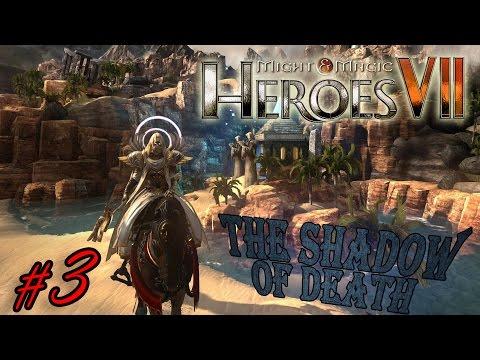 Тактика игры в героев меча и магии 3 за оплот