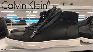 Calvin Klein Mens Balthazar Hightop Shoes Review
