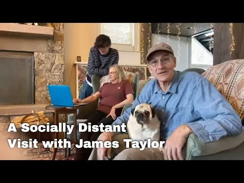 A Socially Distant Visit with James Taylor – FB Live Event