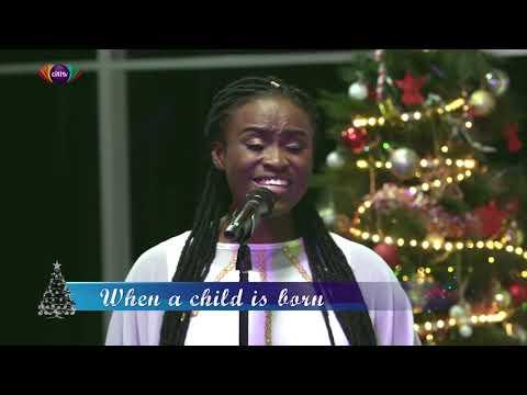 Citi Choir - When a child is born: #CitiTVisLive