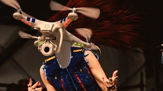 Aint No Hollaback Drone - Hollaback Girl Meme - FPV Drone Racing