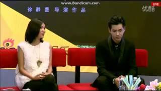 141105 (1/5) KRIS WU YIFAN & Xu Jingle Sina Guest Interview