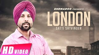 London  Satti Satvinder