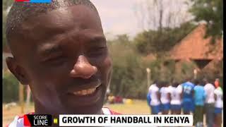 Growth of Handball in Kenya   Scoreline