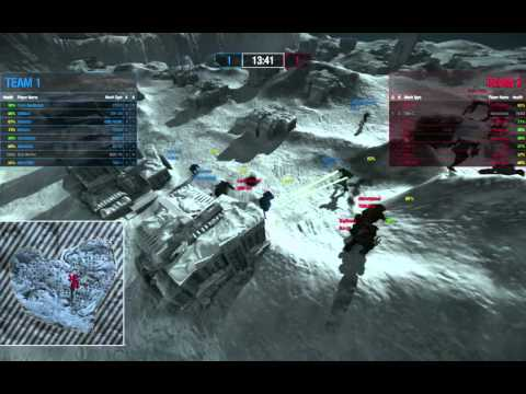 S6 EU D Ironclads vs Phoenix Legion Drop 2 Brawl