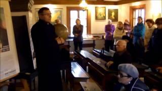 preview picture of video 'Przywitanie w Zuzeli podczas Dnia Skupienia'