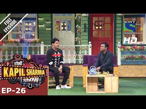 , title : 'The Kapil Sharma Show - दी कपिल शर्मा शो–Ep-26-Music Maestro A.R Rahman –17th July 2016'
