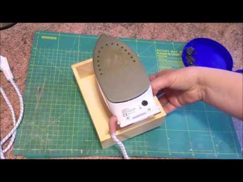 Soporte plancha para manualidades