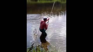 Рыбалка на озерах в черновицкой обл