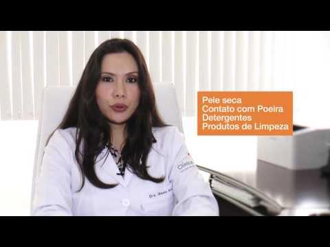 Eczema da pessoa mkb
