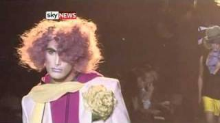 Diors John Galliano Quizzed Over Racist Remarks