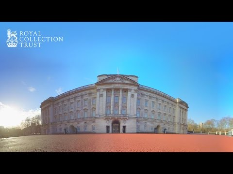 Take a Virtual Reality Tour Around Buckingham Palace