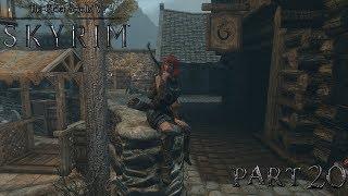Skyrim - The Elder Scrolls 5: Рифтен, дело в поместье Черный вереск. - летсплей (часть20)