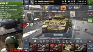 Tier 7 HEAVIES NA live Stream World of Tanks Blitz