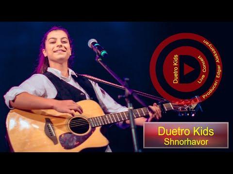 Duetro Kids - Shnorhavor