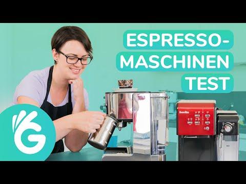 Espressomaschinen Test – Die 10 besten Siebträgermaschinen im Vergleich