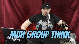 The Armoured Group Think