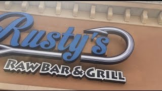 Rusty's Raw Bar & Grill more than just seafood
