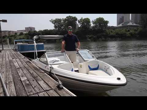 2007 Bayliner 175 in Memphis, Tennessee - Video 1