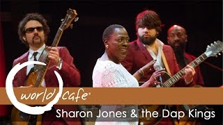 Sharon Jones And The Dap Kings  Please Come Home For Christmas Recorded Live For World Cafe