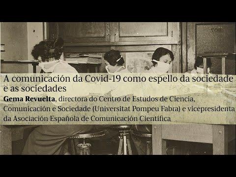A comunicación da Covid-19 como espello da sociedade e as sociedades