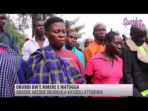 Ateberezebwa okuba omubbi akubiddwa amasasi agamuttiddewo