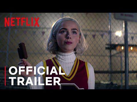 Sabrina Spellman Raises Hell In New 'Chilling Adventures Of Sabrina' Season 3 Trailer — Watc