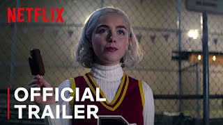 All hail the queen. Chilling Adventures of Sabrina returns for Part 3 January 24, only on Netflix.  Watch Chilling Adventures of Sabrina, Only on Netflix https://www.netflix.com/title/81062479  SUBSCRIBE: https://bit.ly/29qBUt7  About Netflix: Netflix is the world's leading streaming entertainment service with over 158 million paid memberships in over 190 countries enjoying TV series, documentaries and feature films across a wide variety of genres and languages. Members can watch as much as they want, anytime, anywhere, on any internet-connected screen. Members can play, pause and resume watching, all without commercials or commitments.  Chilling Adventures of Sabrina Part 3 | Official Trailer | Netflix https://youtube.com/netflix  Love and loyalty are pushed to their limits as Sabrina navigates a sinister new normal -- with the help of Greendale's bravest allies.