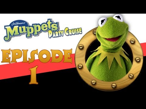 Muppets : Party Cruise GameCube