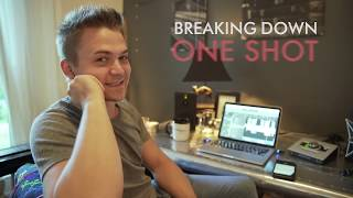 """Hunter Hayes   #NoFilter   The Recording Of """"One Shot"""""""