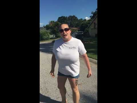 Lady tries to assault a 14 year old boy