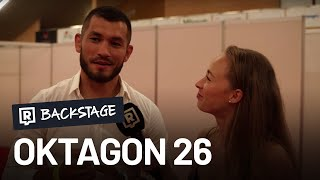 Backstage nejkrásnějšího turnaje OKTAGON 26 (+ Muradov, Pirát, Meloun, Kundosaki a další)