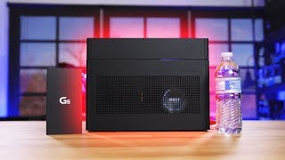 Ultra Small And Powerful Gaming PC