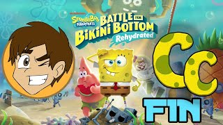 Battle For Bikini Bottom Rehydrated Finale With Chuggaaconroy