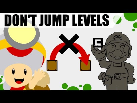 5 Tips, Tricks and Ideas for Toad Don't Jump Levels in Super Mario Maker.
