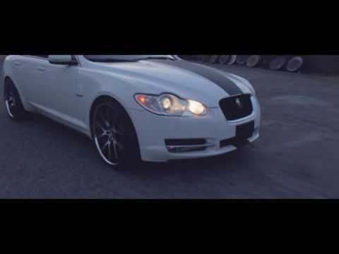 Jaguar XF on Custom 22s (Extended Version)