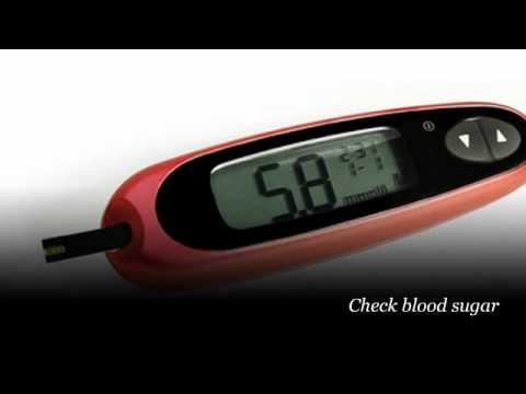 Diabetes Symptome von Fettleibigkeit