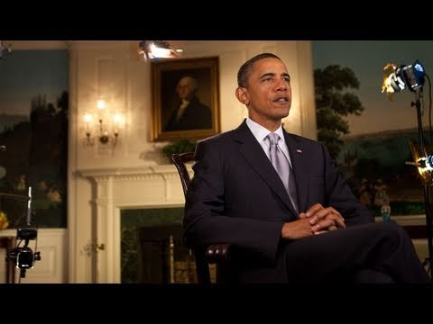 As part of the It Gets Better Project, President Obama shares his message of hope and support for LGBT youth who are struggling with being bullied