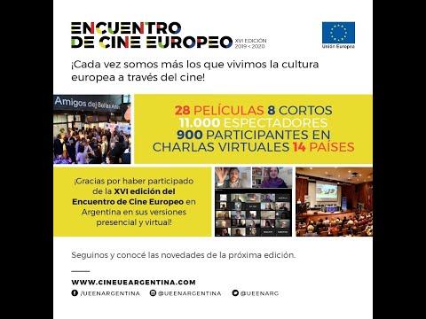 Video de cierre / Encuentro de Cine Europeo 2019-2020