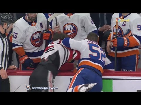Ryan Hartman vs. Ross Johnston