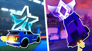 FENNEC vs DOMINUS 1v1 at Every Rank in Rocket League
