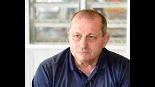 Я.Кедми.Анализ  ситуации на  Ближнем  Востоке и Украине