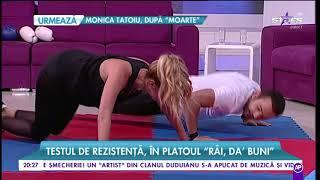 """Diana Dumitrescu și Mihai Morar, Meciul Decesiv! Testul De Rezistență în Platoul """"Răi, Da Buni"""""""