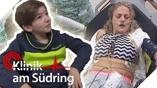 Schulschwimmen eskaliert! Wieso flieht Tom (13) aus dem Schwimmbad?   Klinik am Südring   SAT.1